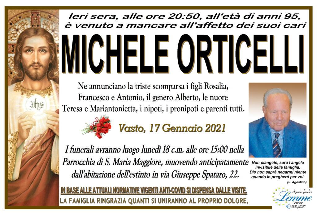 MICHELE ORTICELLI