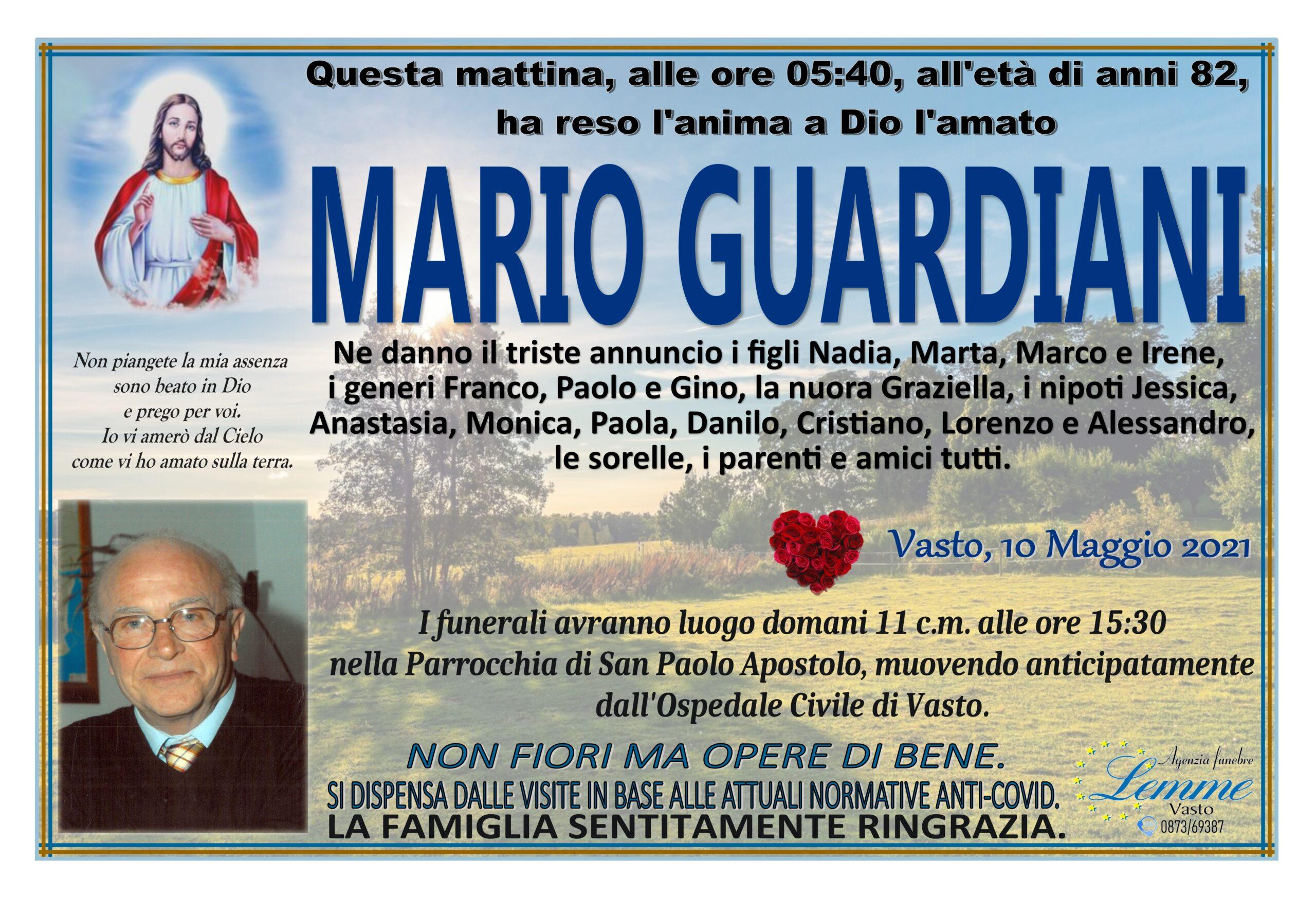 MARIO GUARDIANI