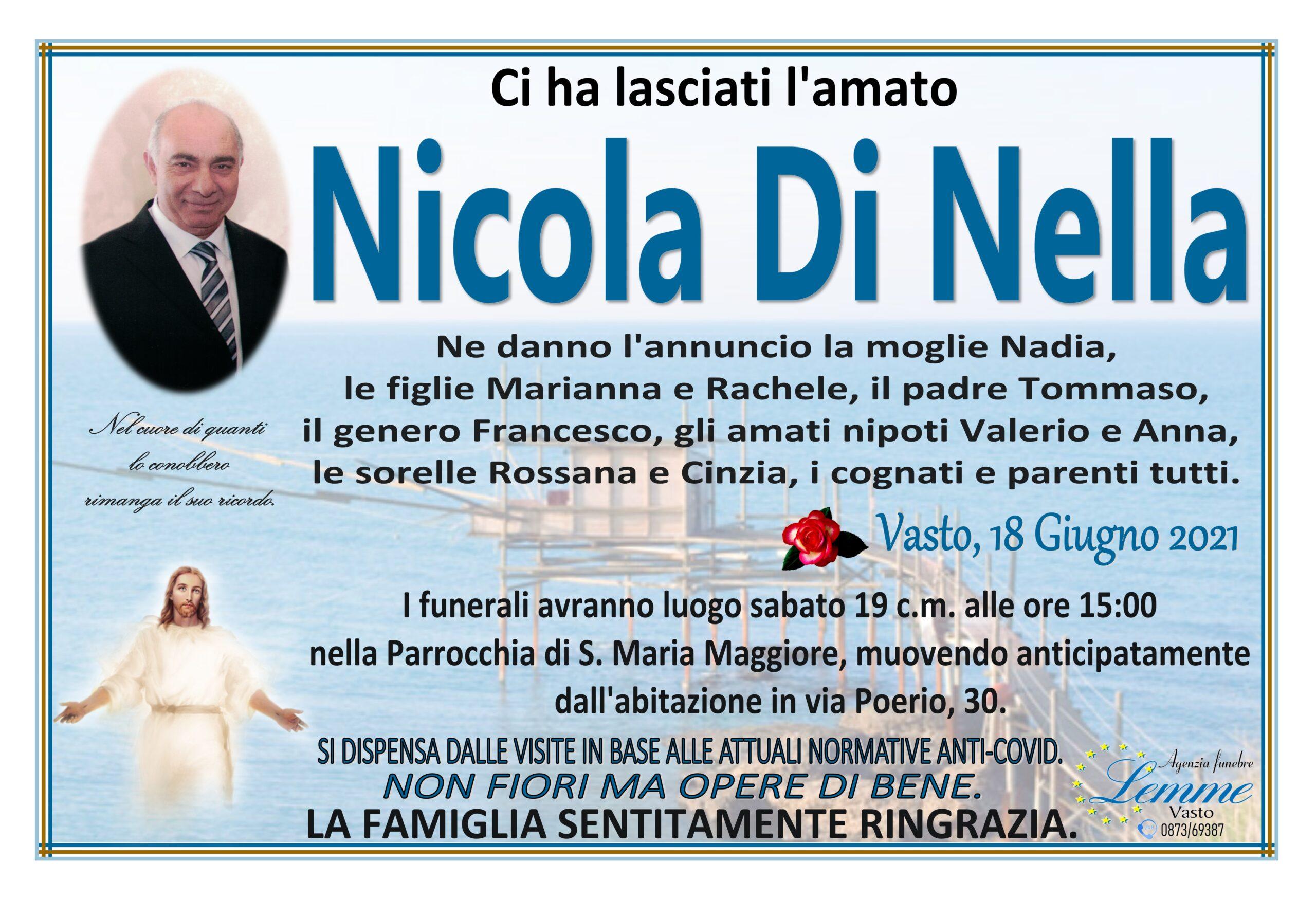 NICOLA DI NELLA