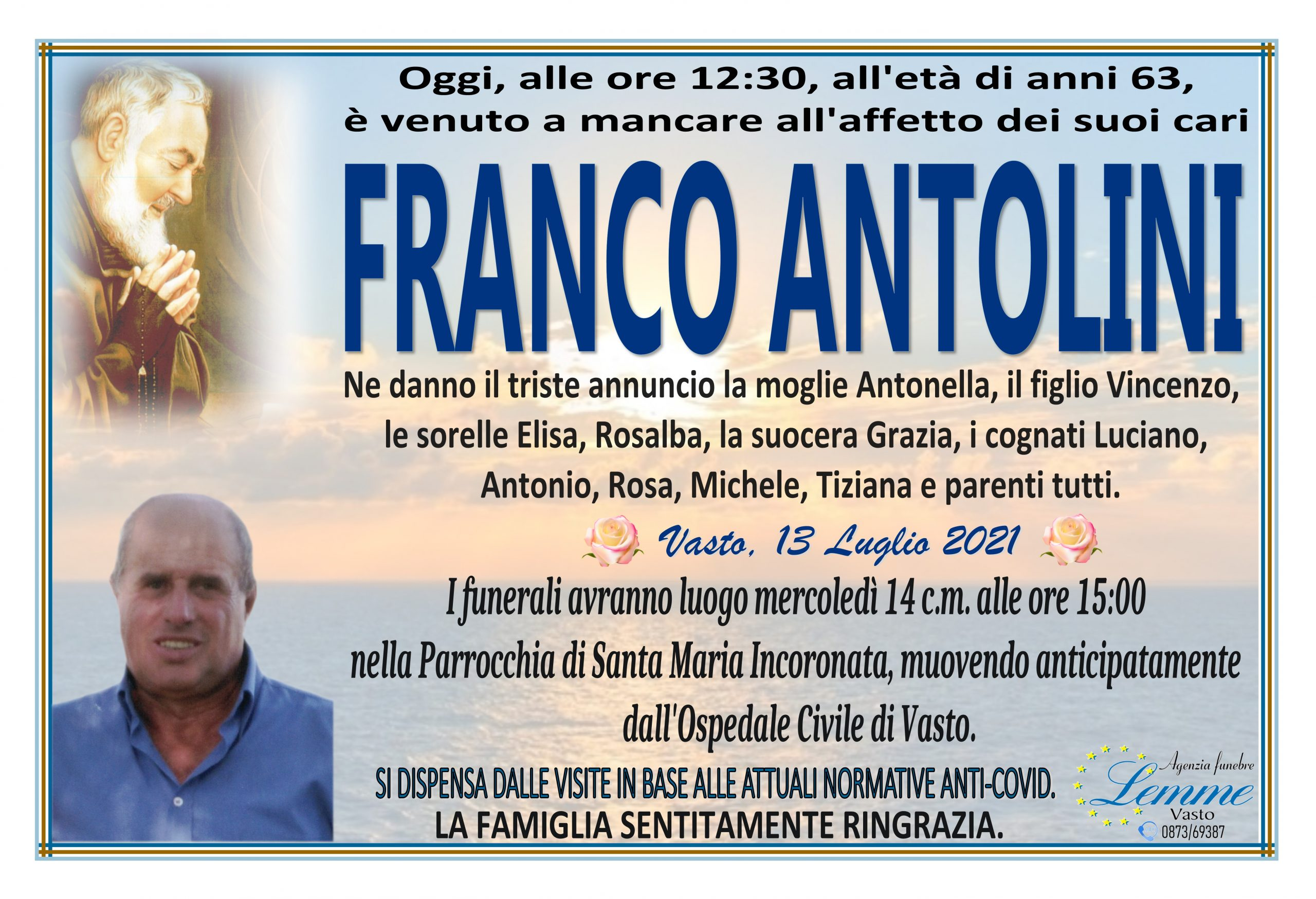FRANCO ANTOLINI