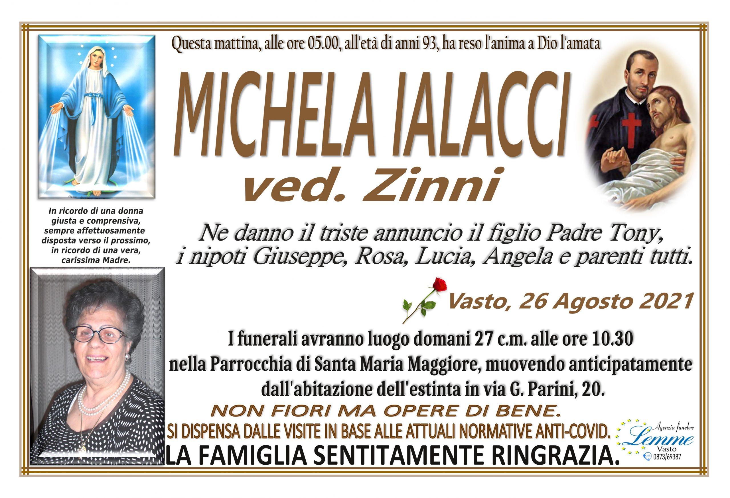 MICHELA IALACCI